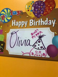 Happy Birthday Olivia!!